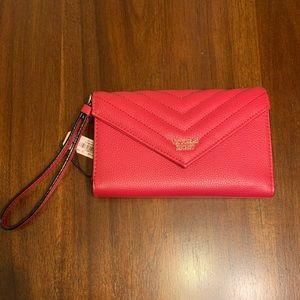 Wristlet wallet from Victoria secret!